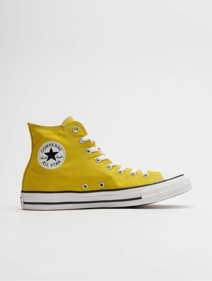 Converse Chuck Taylor All Star Hi Sneakers Bold Citron