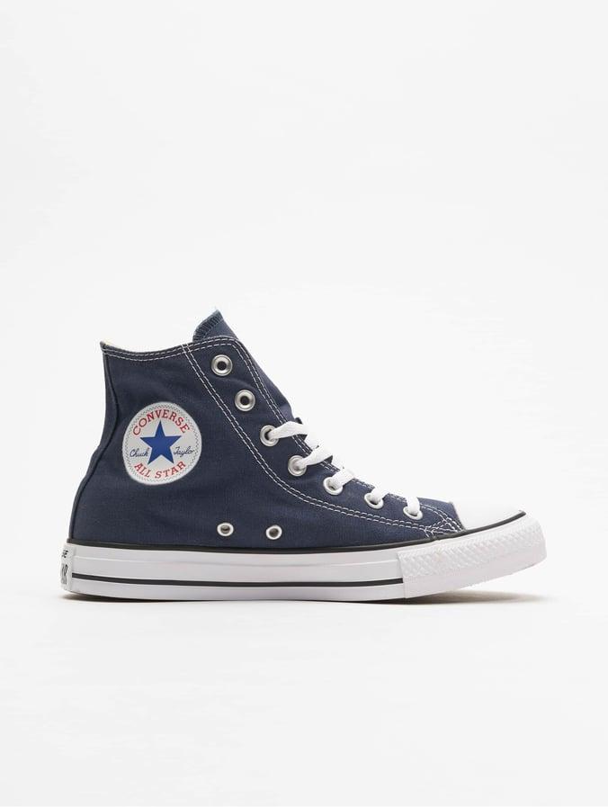 converse mørke lilla sko