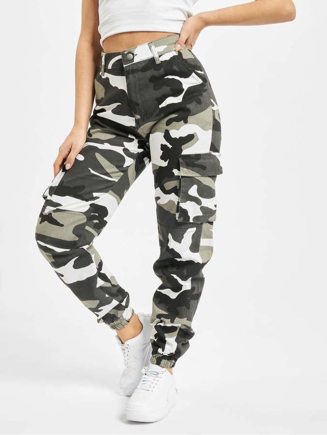 DEF Ruby Cargopants Camouflage