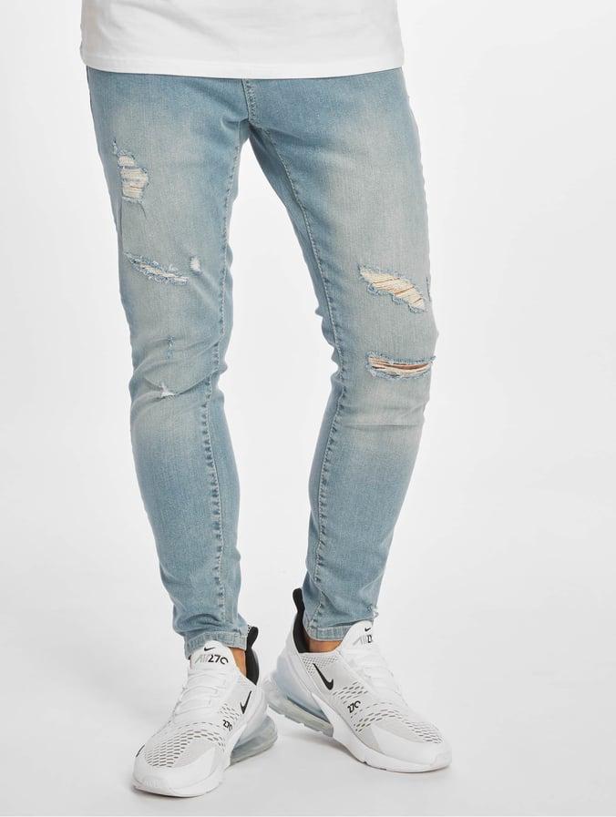 Def Herren Skinny Jeans Rio In Blau 583302