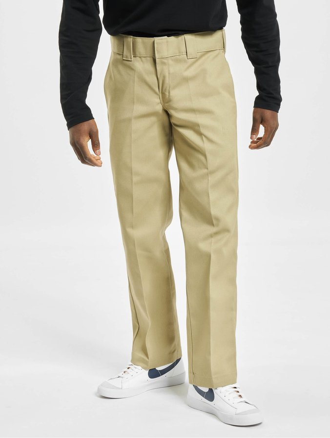 Dickies Pantalon Chino Slim Straight Work En Caqui 57951