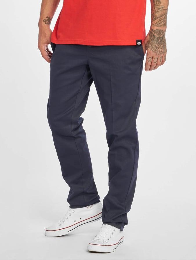 Dickies Slim Fit Work Pants Navy Blue