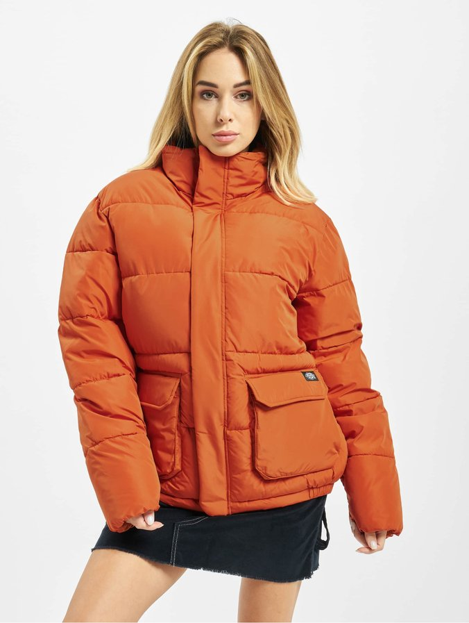 Dickies Olaton Winter Jacket Rust
