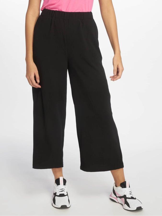 11ccf52c Dr. Denim   Abel Trousers noir Femme Pantalon chino 624986