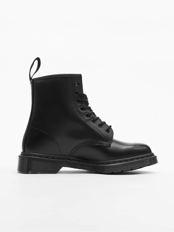 50% off new lower prices online for sale Dr. Martens 1460 8-Eye Mono Smooth Leather Boots Black/Black