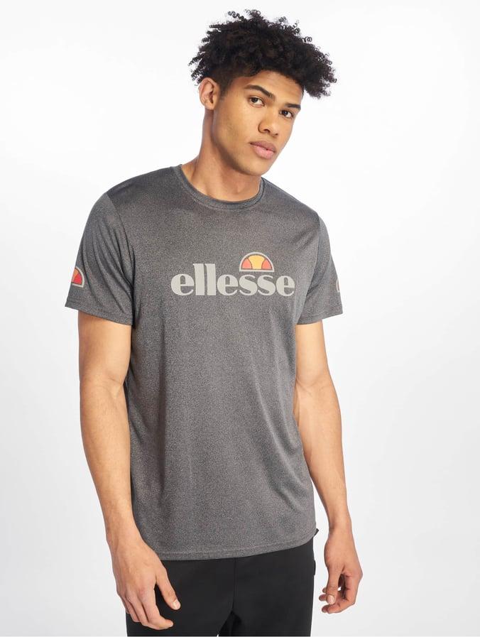 wähle das Neueste erstaunliche Qualität ausgereifte Technologien Ellesse Sammeti T-Shirt Black Marl