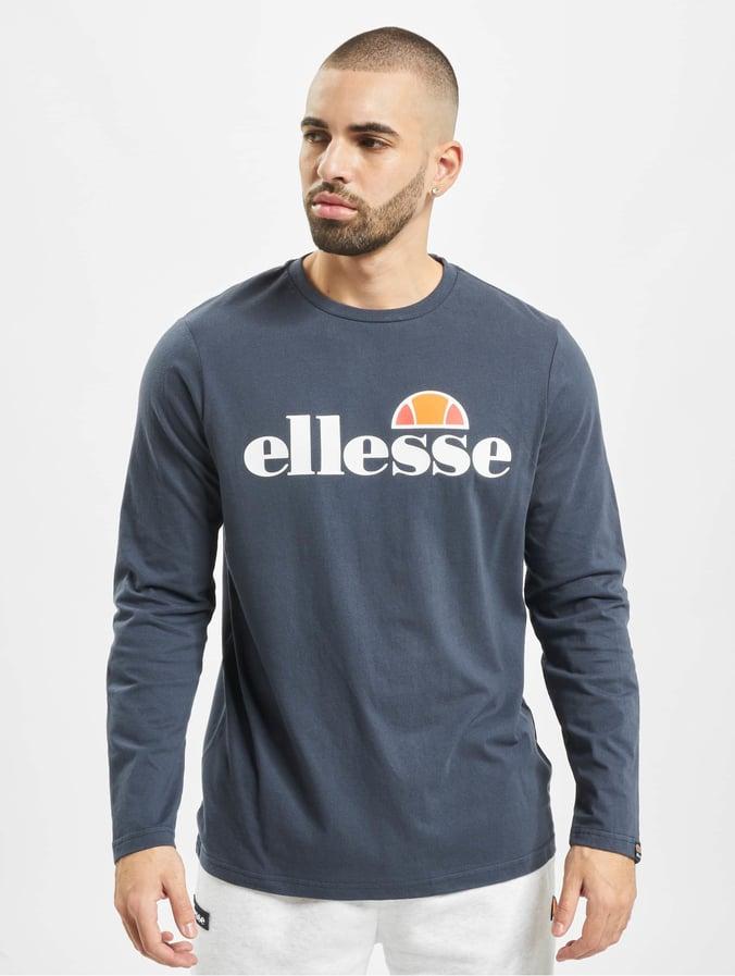 Ellesse   Grazie noir Homme T Shirt manches longues 418323