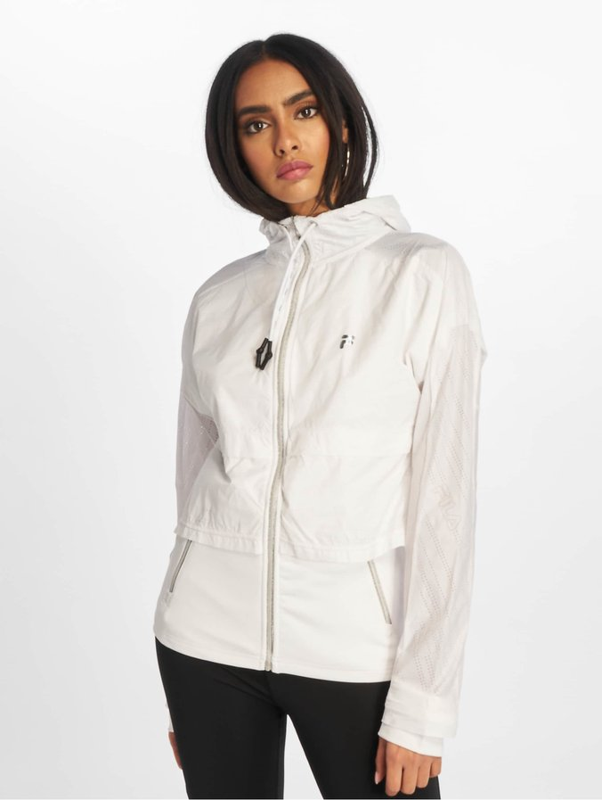 new product 806f6 53f8b Fila Vincenza Jacket White