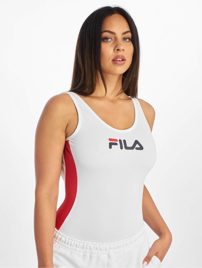 Fila Urban Line Jackie Body Bright WhiteBlack IrisTrue Red