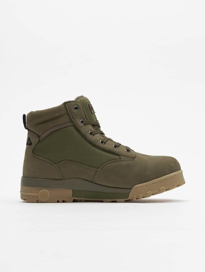 FILA Heritage Grunge Mid Boots Olivine