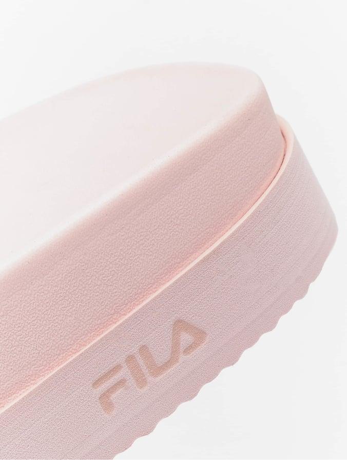 Fila Heritage Morro Bay Zeppa F Slipper Chalk Pink