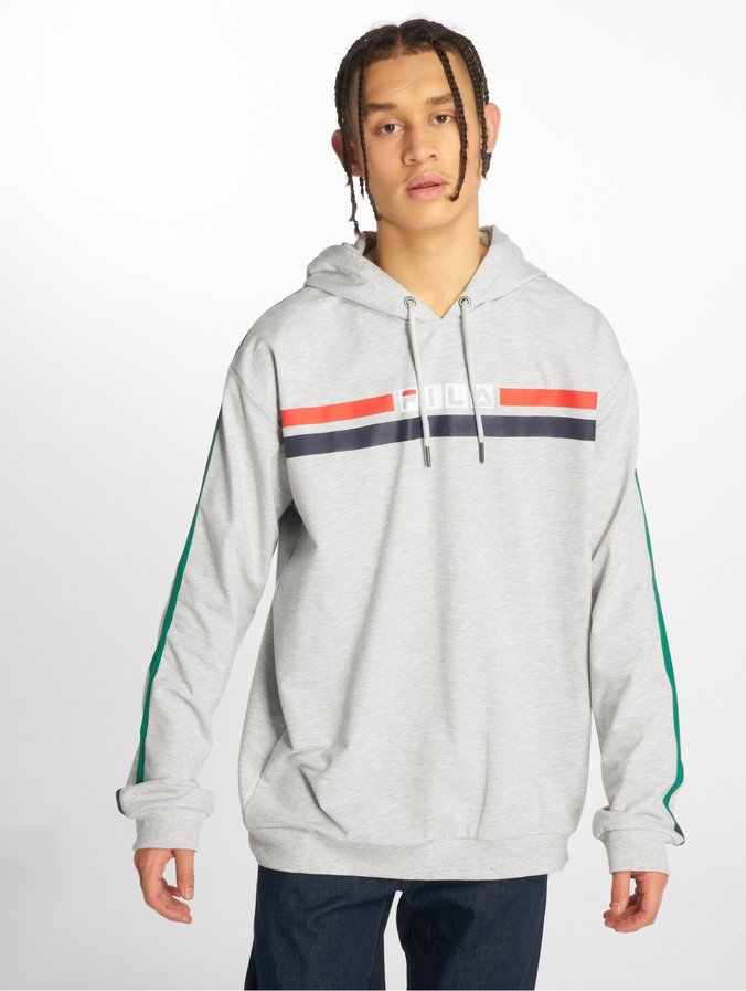 FILA Ryan Hoody Light Grey Melange Bros