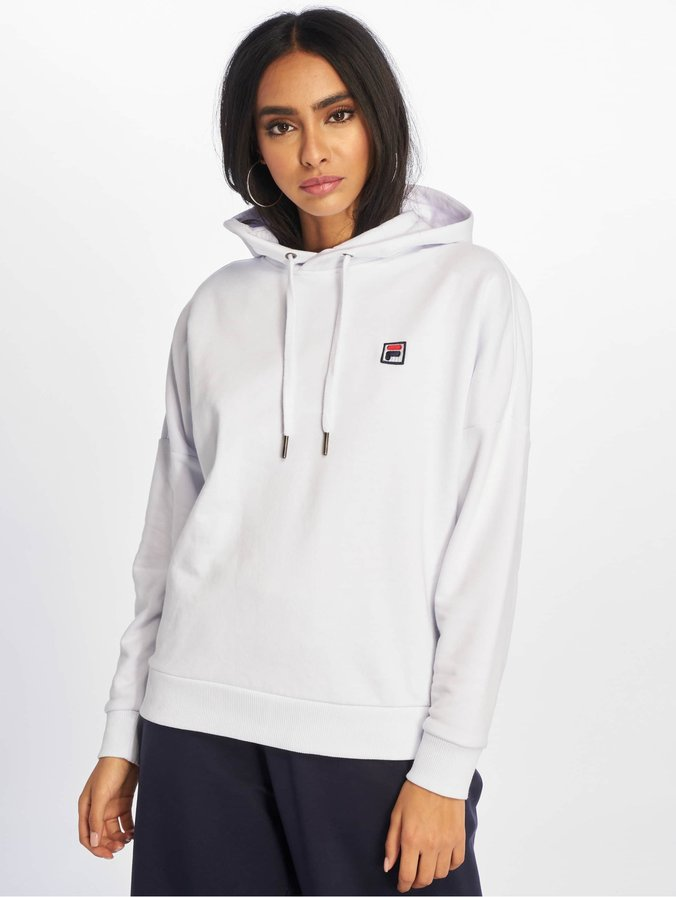 Fila Urban Line Ada Cropped Hoody Bright White