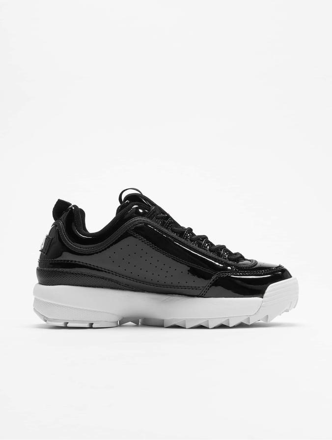 Fila Heritage Disruptor M Low Sneakers Black