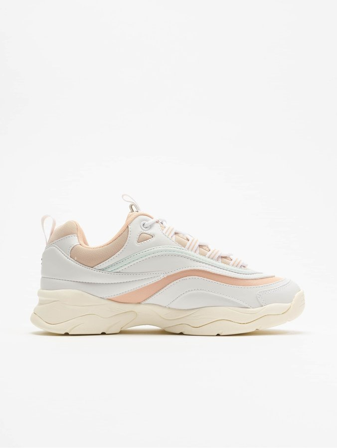 FILA Ray Low Sneakers White/Spanish Villa/Morning Mist