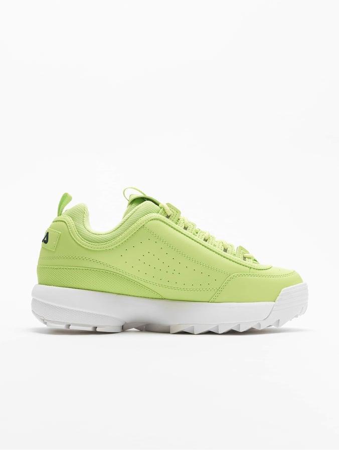 Fila Heritage Disruptor Low Sneakers Sharp Green