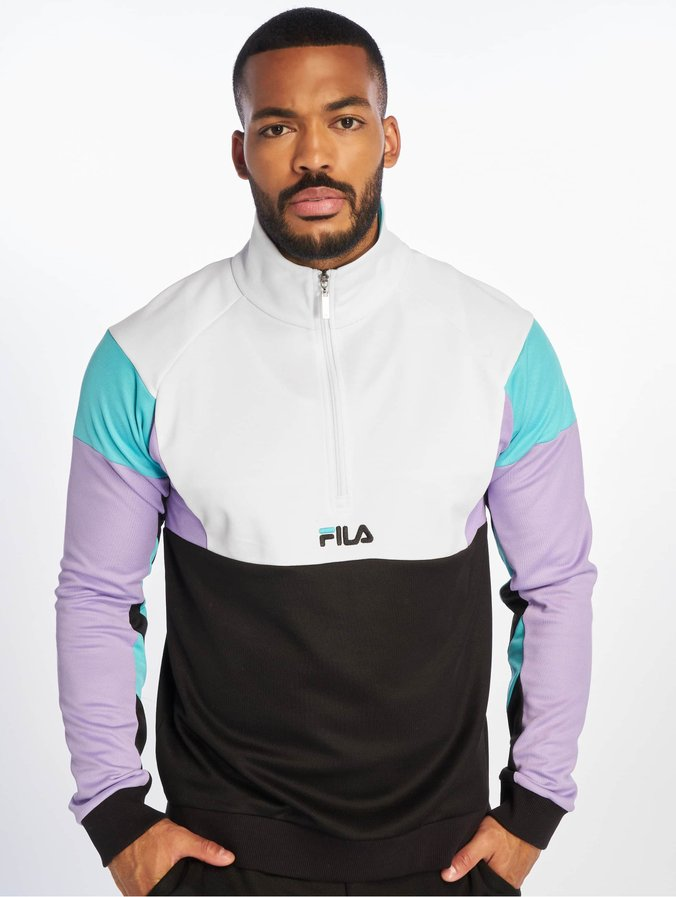 FILA | Urban Line Keith Half Zip noir Homme Sweat & Pull 646717