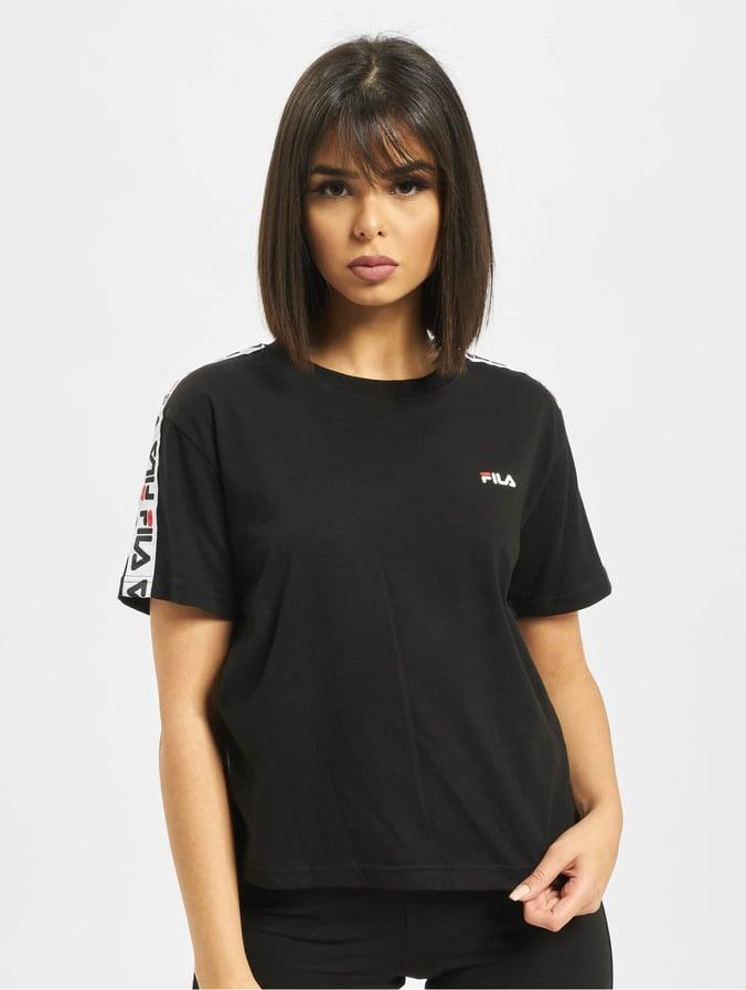 Fila Urban Line Adalmiina T Shirt Black
