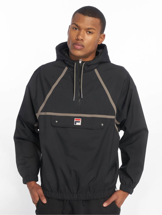 FILA Astor Batwing Jacket Black