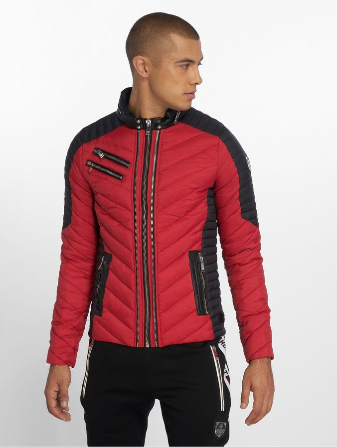 en soldes 5ee47 fa5b2 Horspist Jim Down Feather Jacket Red