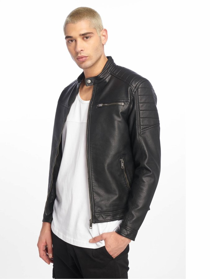 low priced 0d635 de33f Jack & Jones jcoRocky Noos Jacket Black