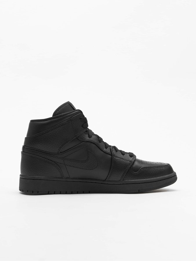 air jordan mid noir