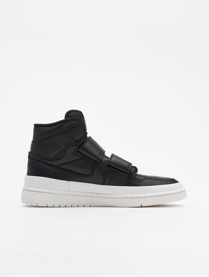 340a40fd48 Jordan Herren Sneaker Air 1 Retro High Double Strap in schwarz 541946