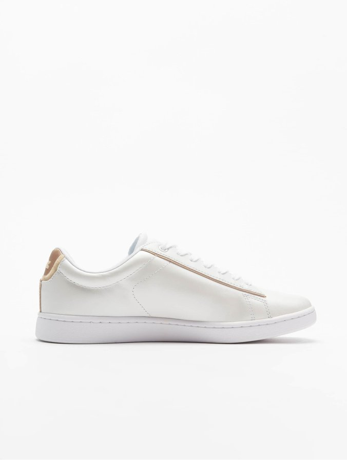 72a5d98f7fe67 Lacoste | Carnaby Evo 118 6 Spw blanc Femme Baskets 511949
