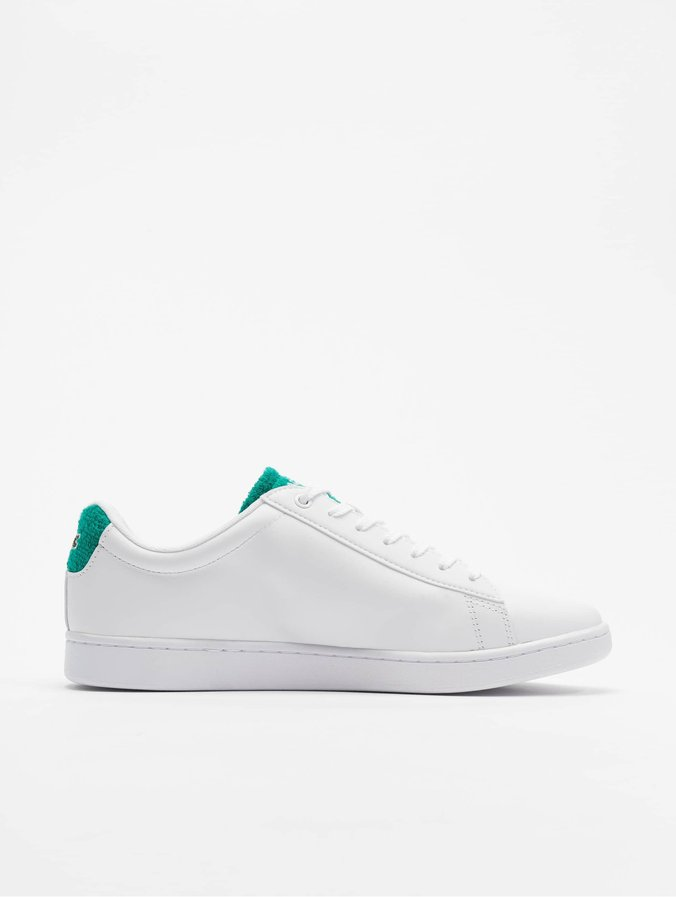reputable site sale uk wide range Lacoste Carnaby Evo 119 4 SMA Sneakers White/Green