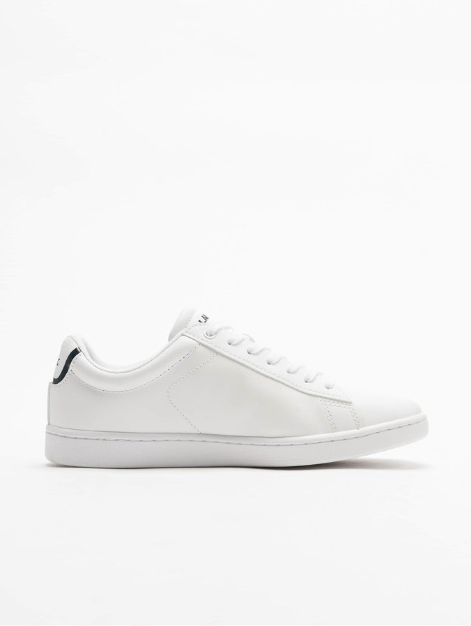 hot sale online d1820 14dbf Lacoste Carnaby Evo Bl 1 Spw Sneakers White
