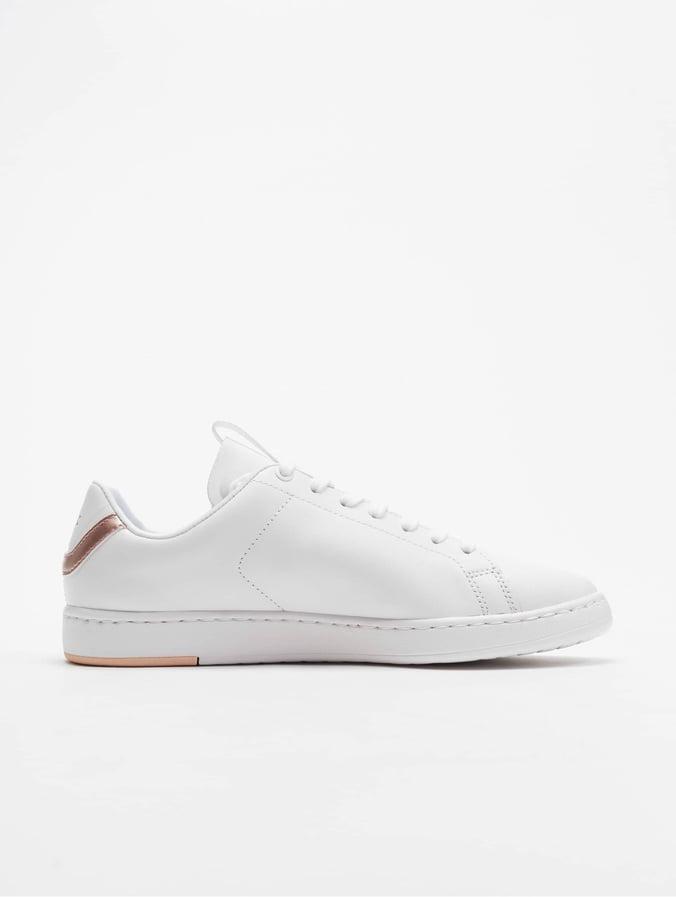 Wählen Sie für echte Online-Shop angenehmes Gefühl Lacoste Carnaby Evo 1193 Sneakers White/Light Pink