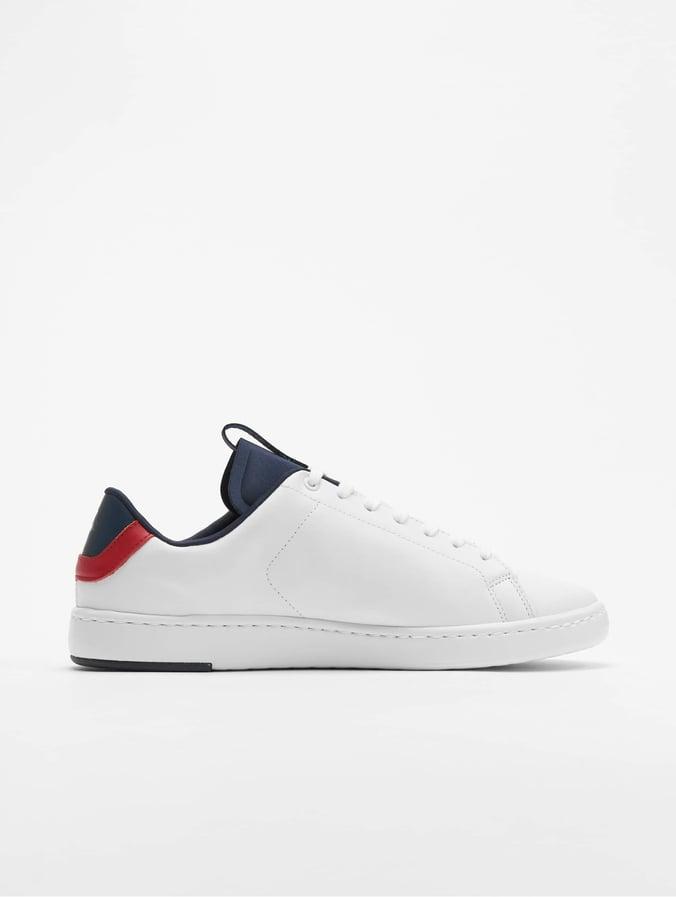 im Angebot Schatz als seltenes Gut geschickte Herstellung Lacoste Carnaby Evo 1191 Sneakers White/Navy/Red