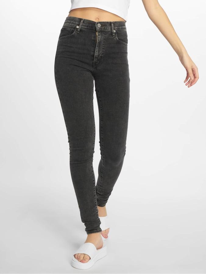 a93f8f293 Levi's® Mile High Go Figure Skinny Jeans Medium Indigo Flat Finish