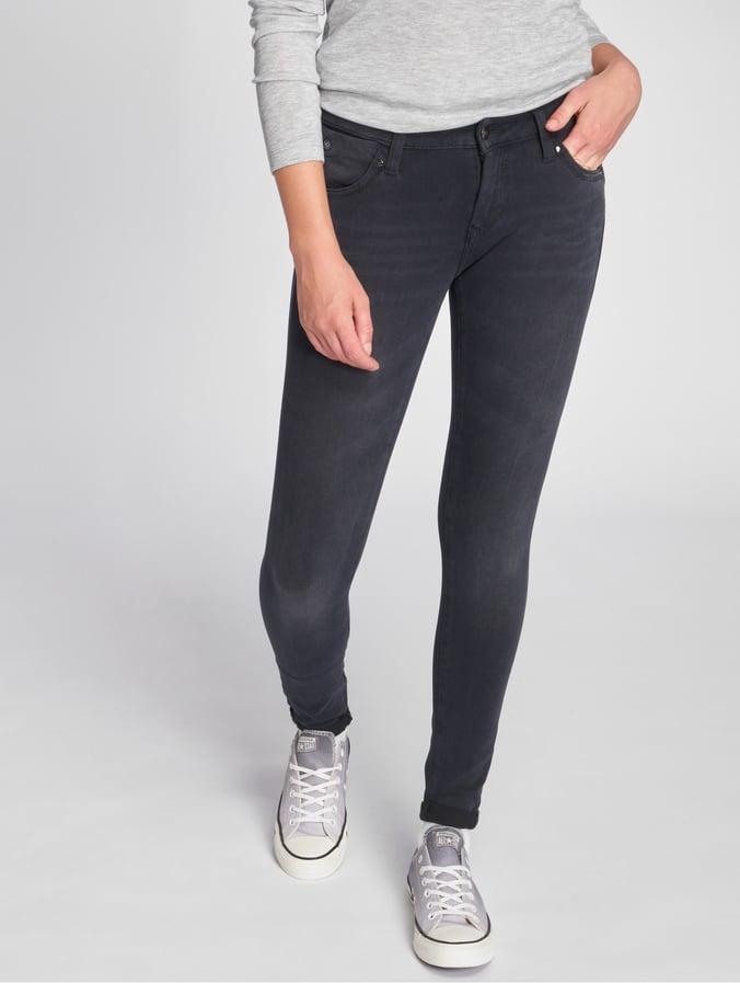 a6a25f69af0c6 Mavi Jeans Lexy Skinny Jeans Smoke Ultra Move Bi-Str