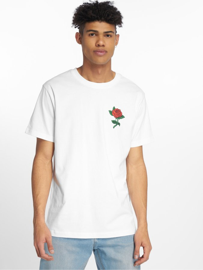 save off 429ff 151c1 Mister Tee Rose T-Shirt White