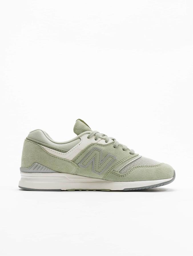 Wl697 B Cd New Balance Sneakers Cream Mint n0mvNy8Ow