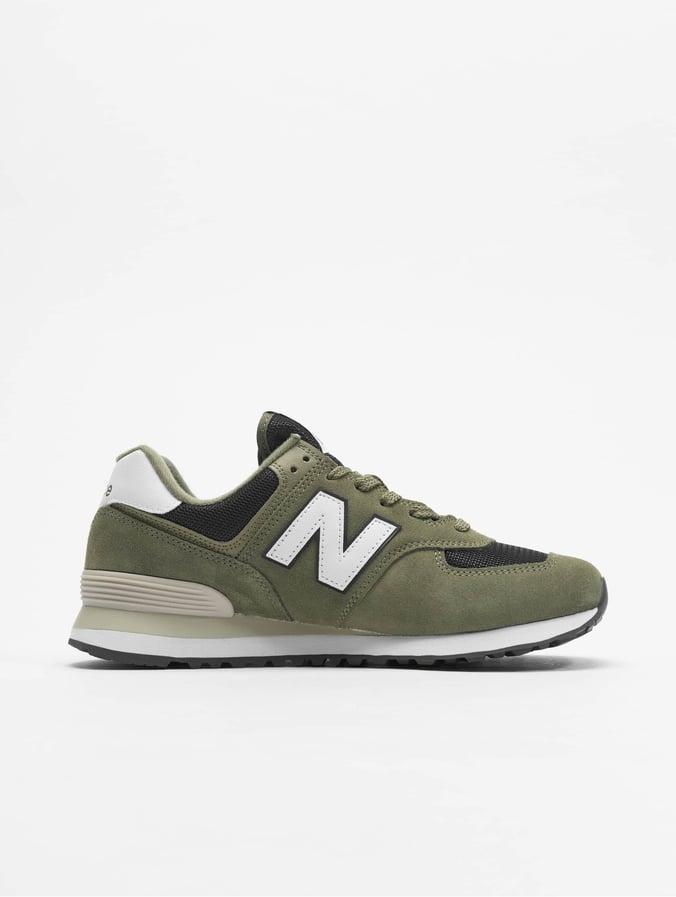 New Balance ML574 Sneaker Khaki