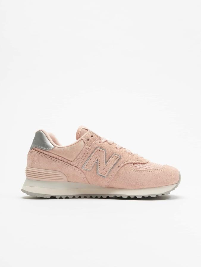 huge discount 6d729 0cb4b New Balance WL574 Sneaker Pink