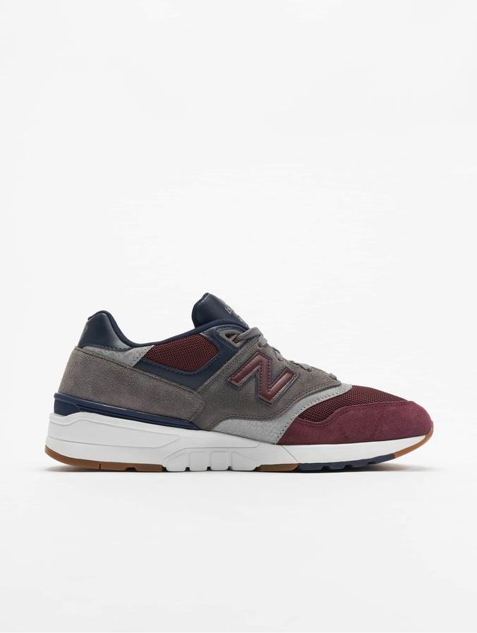 New Balance 597 Sneakers Bordeaux