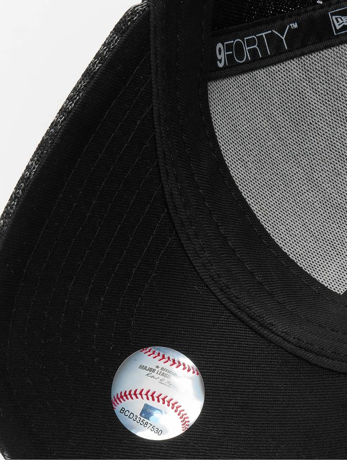 a70e08245e43a New Era Casquette Snapback & Strapback MLB NY Yankees Engineered Fit 9forty  noir