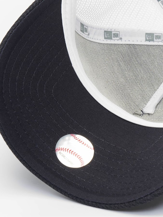40c48b1786a8ea New Era Trucker Cap MLB NY Yankees Diamond Era 9forty A-Frame in ...