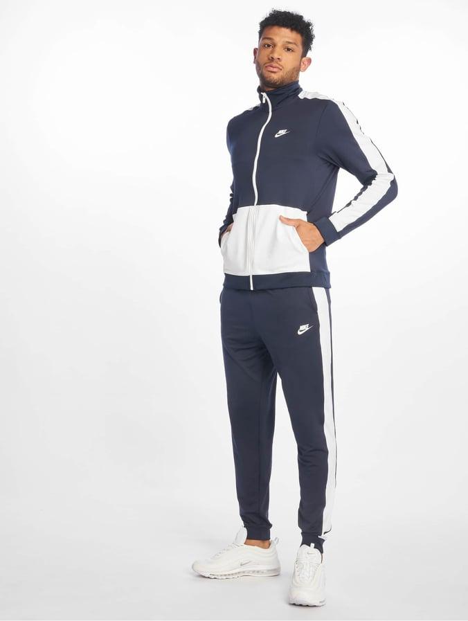 Nike CE TRK PK Sweat Suit Obsidian/White/White