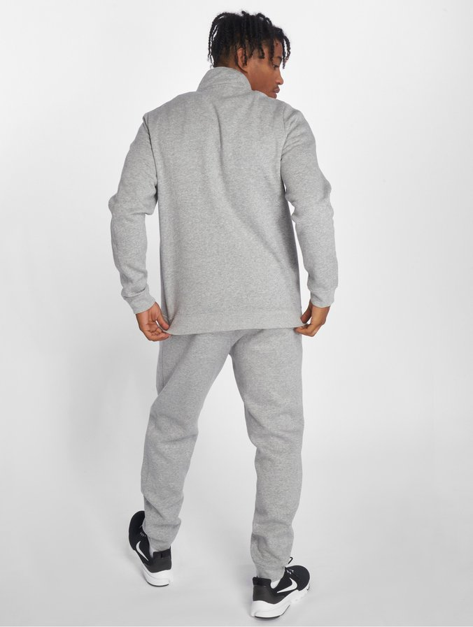 Nike Sportswear Track Suit Dark Grey Heather/White
