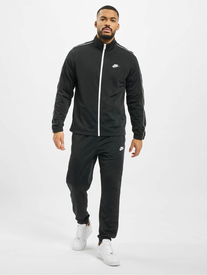 oportunidad parque Anécdota  Nike Herren Anzug Basic in schwarz 714581