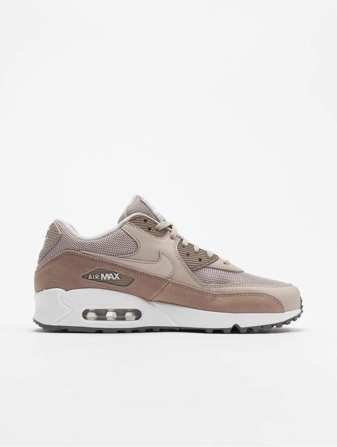 la moitié 82583 e2bda Nike Air Max 90 Essential Sneakers Moon Particle/White/Sepia Stone/Gunsmoke