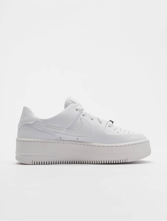 super populaire 4bf0a e7271 Nike Air Force 1 Sage Low Sneakers White/White-White
