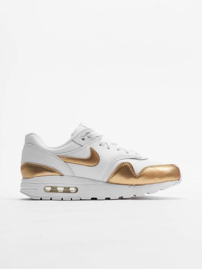 Nike Air Max 1 EP (GS) Sneakers WhiteBlurMetallic Silvern