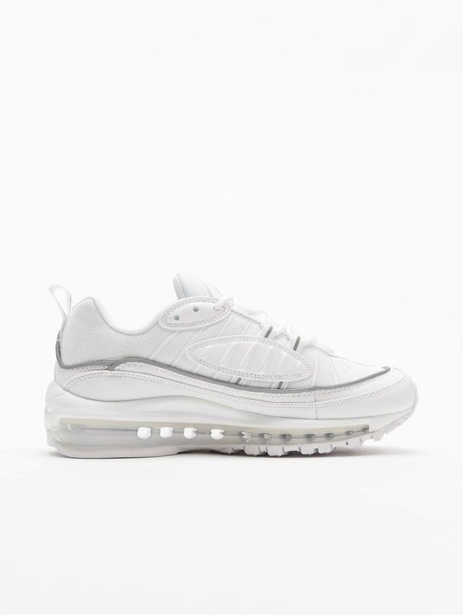 100% authentique 35c19 2e9ac Nike Air Max 98 Sneakers White/White/White
