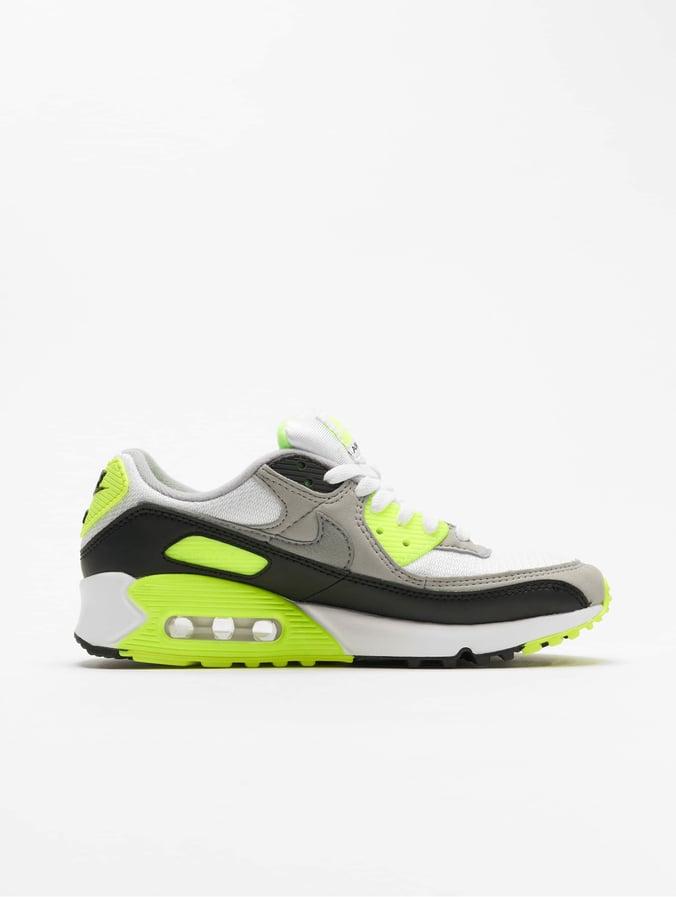 Nike Air Max 90 Sneakers WhiteParticle GreyVoltBlack