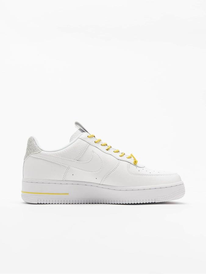 1 WhiteWhiteChrome YellowBlack Nike Air LX '07 Sneakers Womens Force YfI6vymb7g